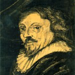 Estudo sobre o autorretrato de Rubens. 1952.