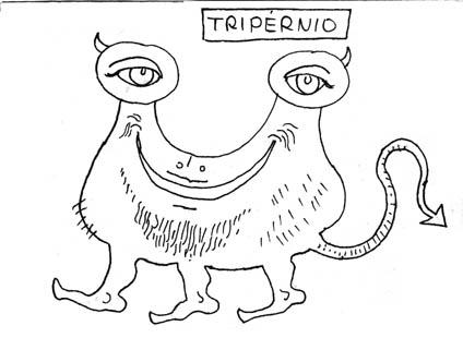 Tripérnio