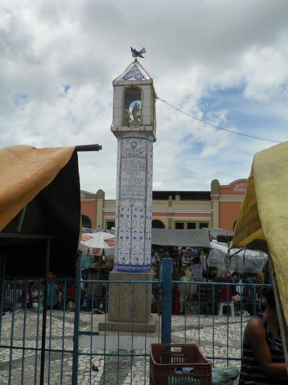monumento Irará