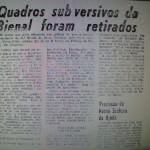A Tarde, 1968