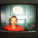 Imagem de Lenio em vídeo na vitrine