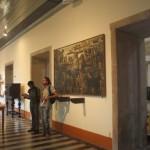 A entrada de Cristo em Salvador.