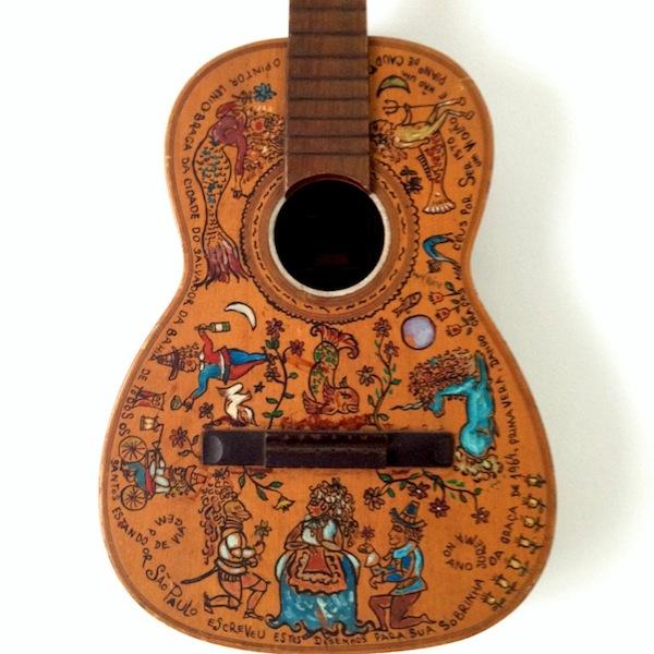 O violão de Jurema